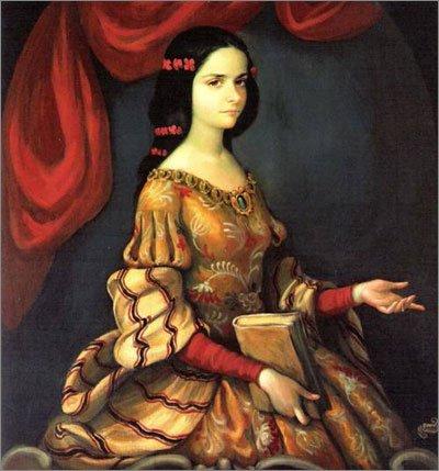 Sor Juana Inez DeLaCruz