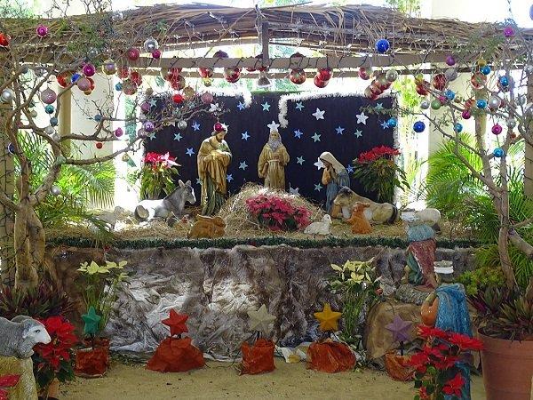 Nacimientos, nativity scenes