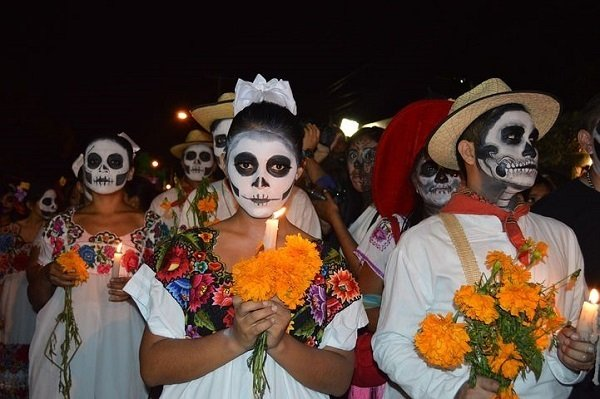 The Day of the Dead in Oaxaca
