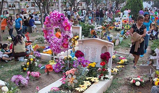 El Dia De Los Muertos The Day Of The Dead Mexico Novels