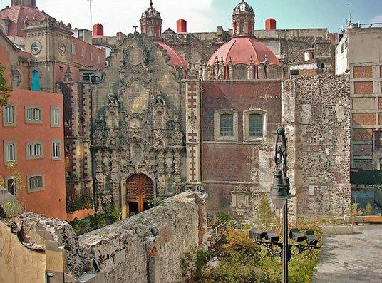 Mexico City centro historico